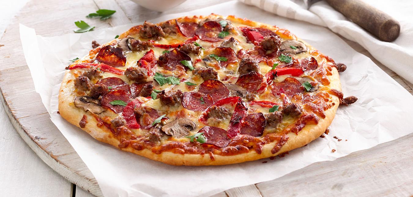 Pappar'Delles Italian Restaurant Bundaberg - 10% off – Pizza